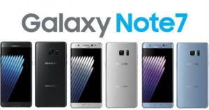 Samsung Galaxy Note 7 Image