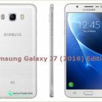 Samsung Galaxy J7 (2016) Edition