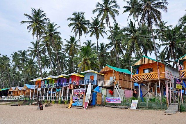 Best New Year Destinations in India