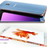 Galaxy S7 Edge / iPhone 7 Plus