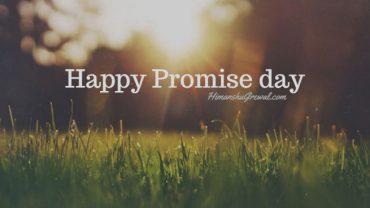 Happy Promise Day SMS Shayari in Hindi