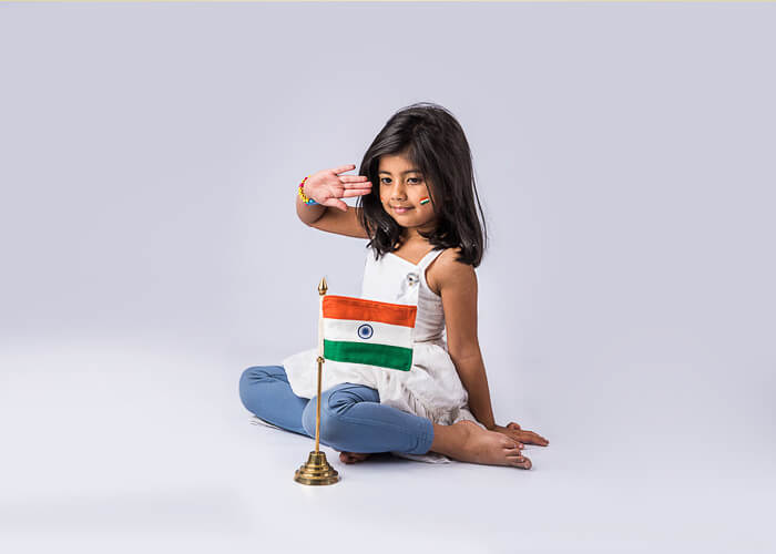 Independence Day Flag Image
