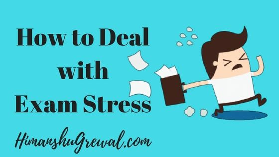 Deal with Exam Stress Tips in Hindi