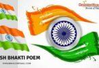देश भक्ति कविता हिंदी में