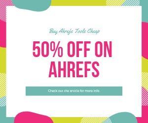Ahrefs Tool