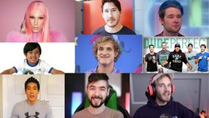List of Top 10 Highest Paid YouTubers in The World 2019