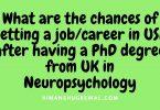 Neuropsychology in Hindi