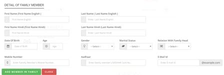 How To Register in Samagra Portal Online
